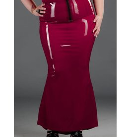 Latex Mermaid Skirt