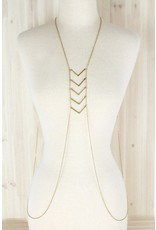 Chevron Body Chain