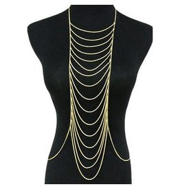Multi Layer Body Chain