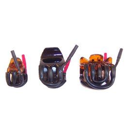 Bipolar Lotus Electrode Clamps