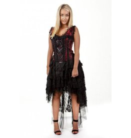 Ophelie Burlesque Corselette Dress