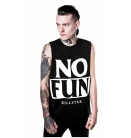 NO FUN Tank Top