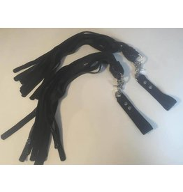 Textured Leather Loop Flogger