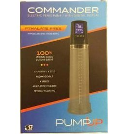 Commander Electric Penis Pump