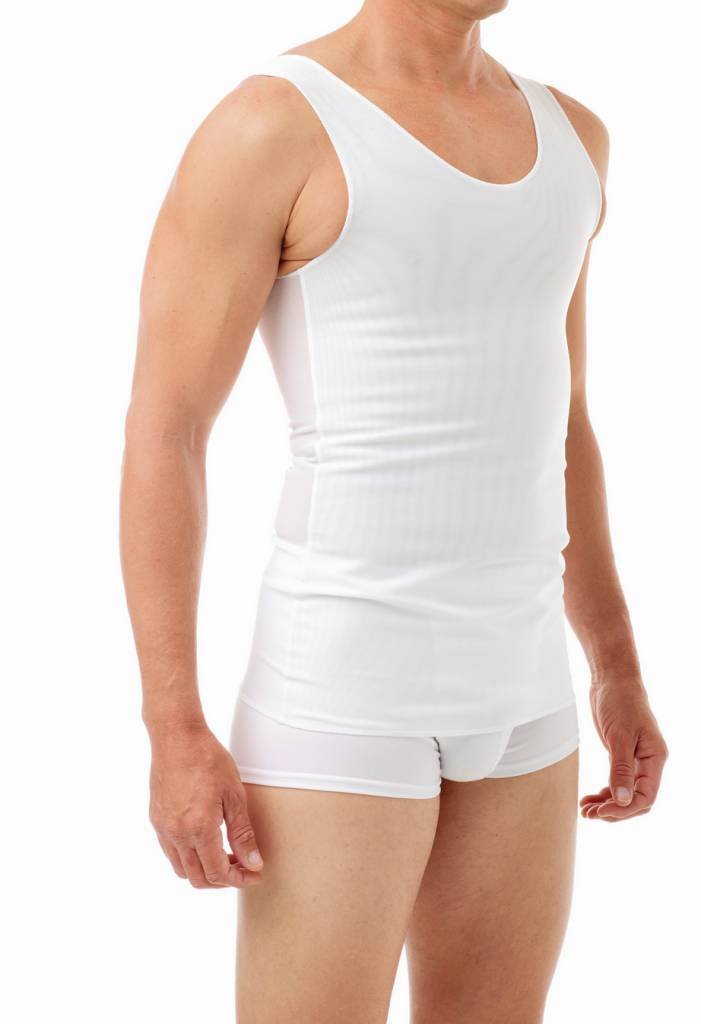 Cotton Lined Power 977 Chest Binder Tank
