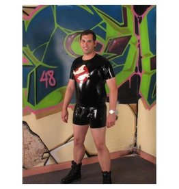 Latex Sleveless Ghostbusters Shirt