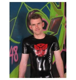 Latex Sleveless Autobots Shirt