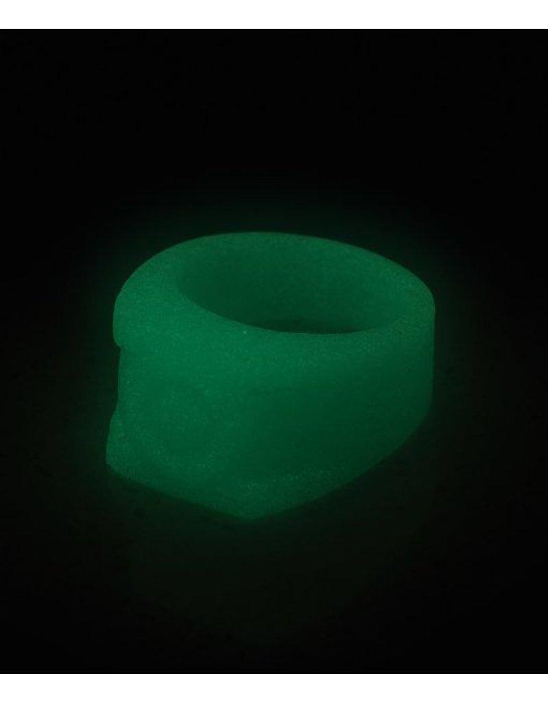 rubbler glow in the dark cock ring