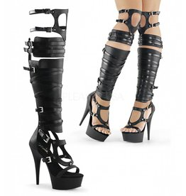 "6"" OTK Gladiator Sandal Boot Delight"