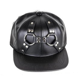 Leather Harness Hat