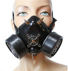 Metal Plate Gas Mask