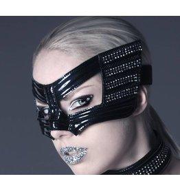Vinyl Strass Mask
