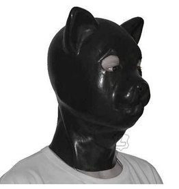 Latex Cat Hood