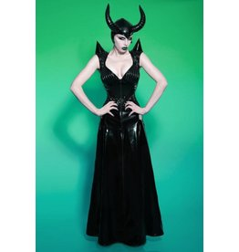 Vinyl Lolita Dress