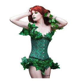 Black Iris Poison Ivy Cincher