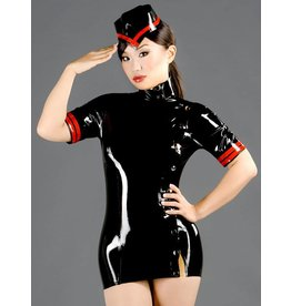 DP Latex Military Dress