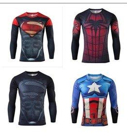 Superhero Thermal LS Undershirt