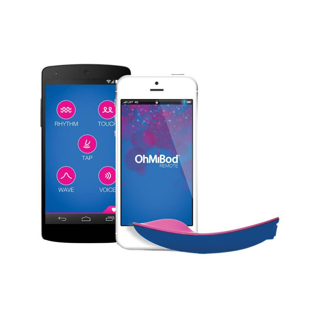 OhMiBod Blue Motion Remote Vibe