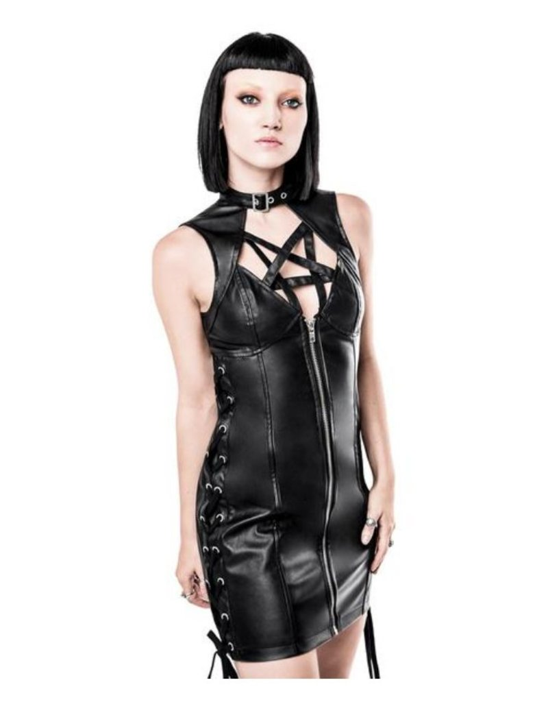 Oh My Mistress Bondage Dress