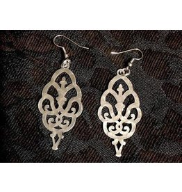 Filigree Earrings Pr.