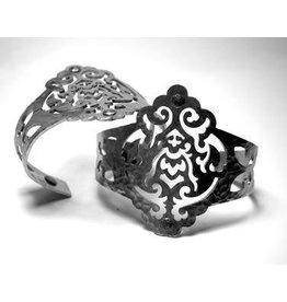 Filigree Cuff Bracelet