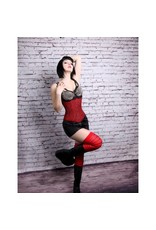 Red and Black Cincher