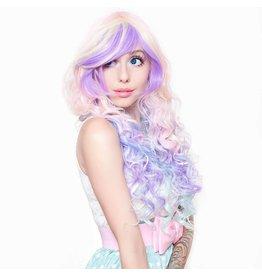 Rainbow Rock Wig