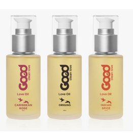 Good Clean Love Oil