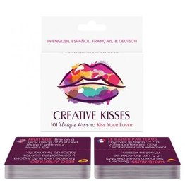 Creative Kisses Card Game