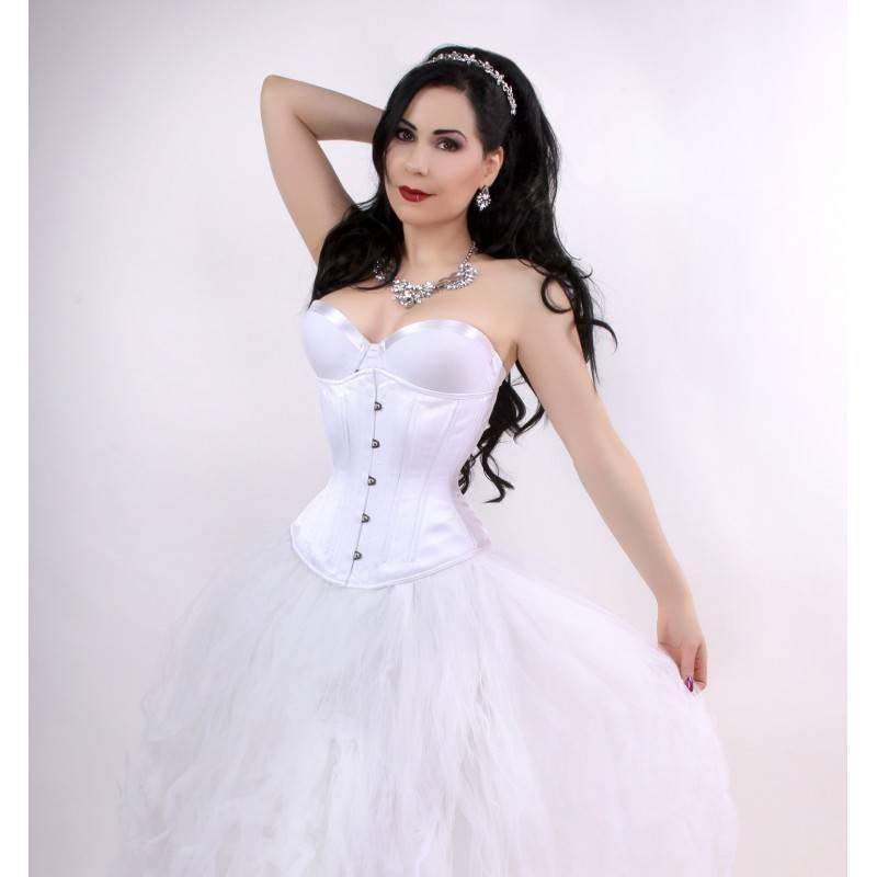 Bridal Hourglass Cincher