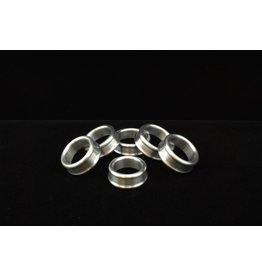 Aluminum Tapered Cock Ring 1 7/8""