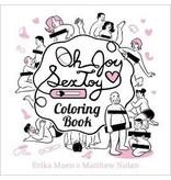 Oh Joy Sex Toy Coloring Book Erika Moen