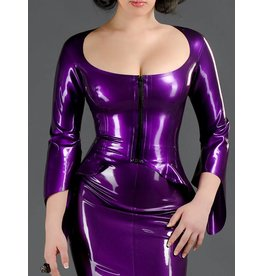 DP Latex Countess Ls Top
