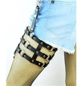 "1.5"" Femme Thigh Harness"