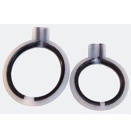 Silicone Bipolar Penis Ring Pr.
