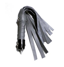 Classic Leather Flogger  12""