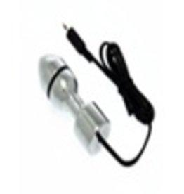 Bipolar Aluminum Butt Plug
