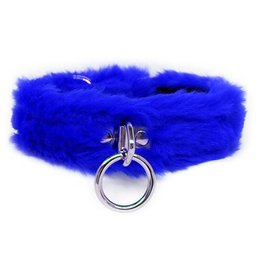 Kookie Furry Ring Collar