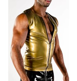 DP Latex Vest w/Zipper