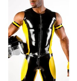 DP Latex Motocross Vest w/Textured Panels