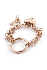 RG Double Chain Locking Cuff