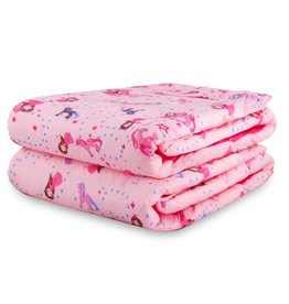 Rearz Princess Pink Print Diapers