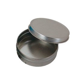 Round Travel Tin
