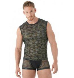 Camo Muscle Shirt
