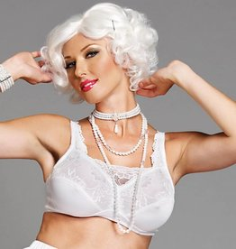 Camisole Lace Front Bra