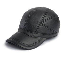 Cowhide Baseball Cap