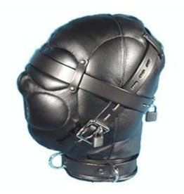 Leatherette Deprivation Hood