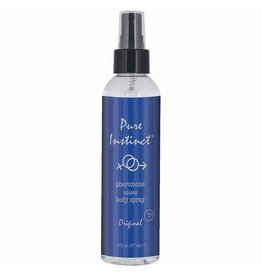Pure Instinct Unisex Pheremone Body Spray 6 oz