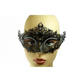 Elegant Laser Cut Metal Mask