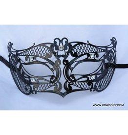 Masc Masquerade Metal Mask